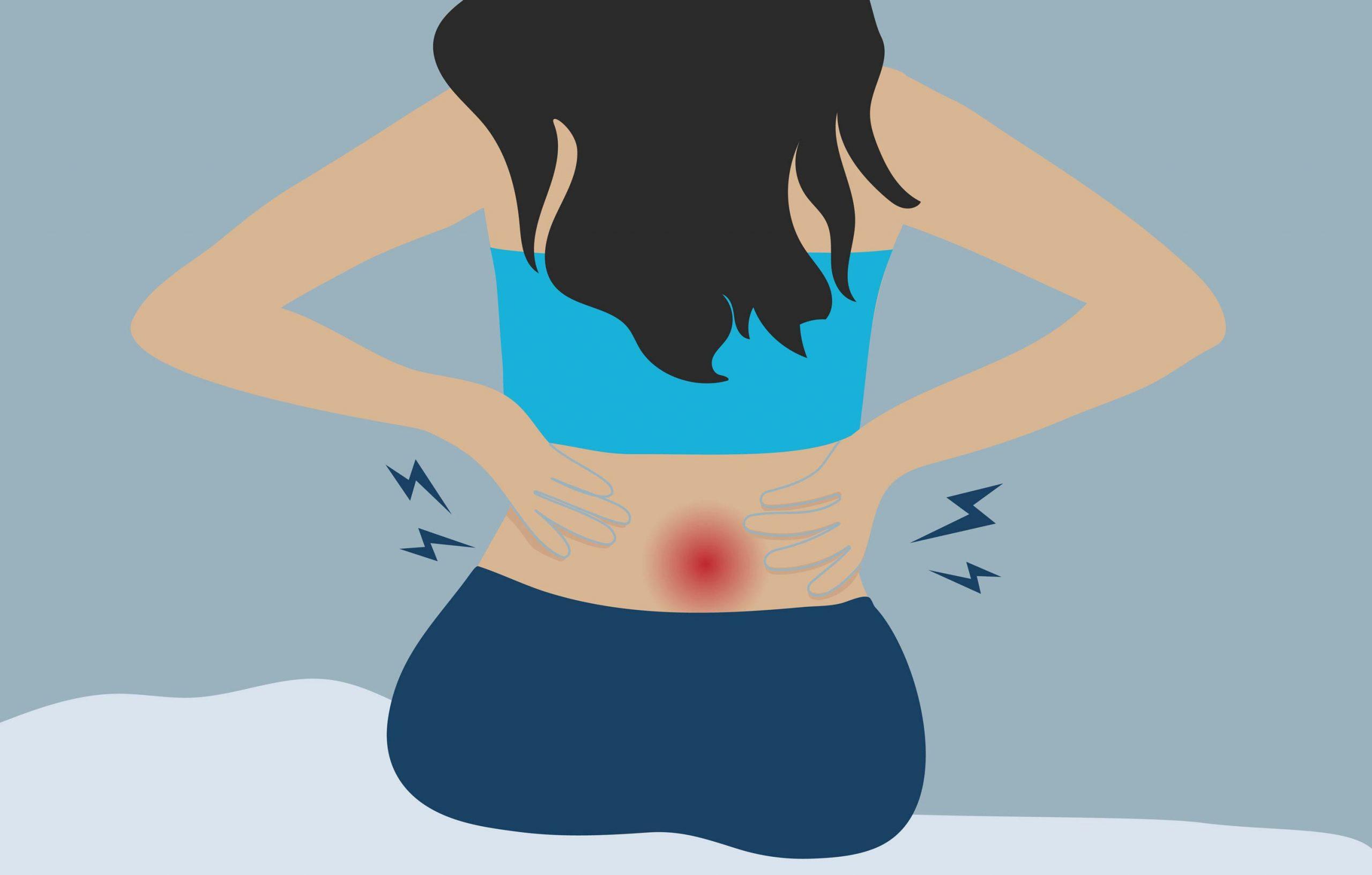 หน้าอกใหญ่เกินไปส่งผลต่ออาการปวดหลังของคุณหรือไม่?